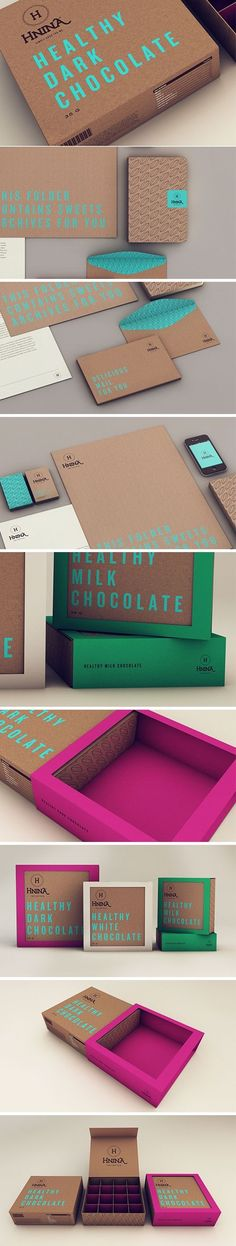 Sustainable Packaging Pick of the Week: Recycled packaging: Hnina - Healthy…