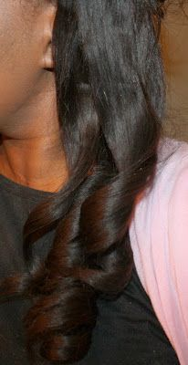 """Fun curls with Hot Tools 1"""" Marcel Iron - 24K Gold From Beauty Stop Online"""