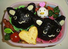 ◆動物(その他):可愛いキャラ弁当✿沖縄の笑顔✿島袋一恵