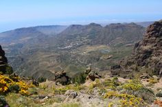 Fra vår Gran Canariatur: Pico de las Nieves