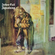 Aqualung (Steven Wilson Remix) [Deluxe Edition] (Vinyl) By Jethro Tull Vinyl Lp, Vinyl Cover, Cover Art, Steven Wilson, Heavy Metal, Jethro Tull Aqualung, Mix Cd, Great Albums, Album Covers