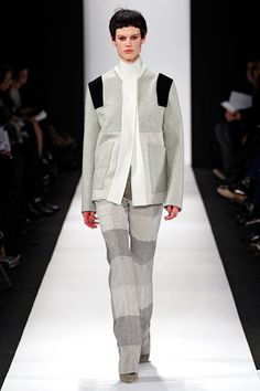fall 2011 ready-to-wear Narciso Rodriguez