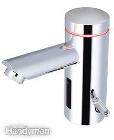 Sloan Lumino faucet