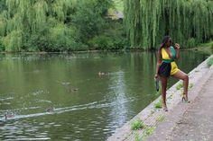 Shara Johnson | Birmingham UK | Celebrating... - BLACK FASHION Jamaican Independence Day, Birmingham Uk, Rompers, Celebrities, Youtube, Instagram, Black, Fashion, Moda