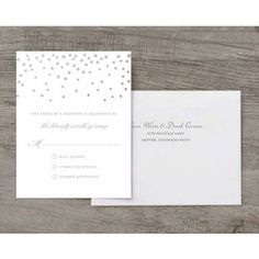 Gold Dots Deluxe Rsvp, Silver