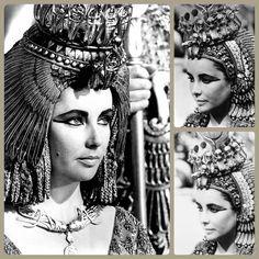 Elizabeth Taylor Cleopatra, Crown, Jewelry, Fashion, Moda, Corona, Jewlery, Jewerly, Fashion Styles