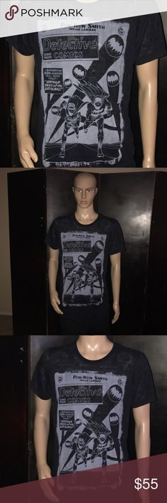 Men's designer t-shirt Men's designer T- shirt by cement in excellent condition. Cemet Shirts Tees - Short Sleeve