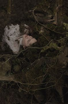 'Ophelia' by Slevin Aaron Story Inspiration, Character Inspiration, Jeter Un Sort, Storyboard, Fable, Southern Gothic, Witch Aesthetic, Dark Photography, Dark Forest