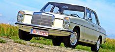 Glücksgriff: Mercedes-Benz 200 (W115) mit 26.000 km: Der Strichacht Baujahr 1971 ist ein außergewöhnlicher Garagenfund