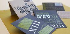 real tagger/graffiti artist addressed these envelopes