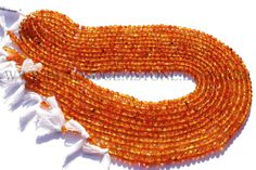 Gemstone Beads, Carnelian Smooth Roundel (Quality C) / to mm / 36 cm / by beadsogemstone on Etsy Semi Precious Beads, Semi Precious Gemstones, Bead Store, Wholesale Beads, Carnelian, Round Beads, Gemstone Beads, Crochet Earrings, Smooth