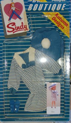 1984 Sindy Boutique Fashion NRFB Special Edition in Dolls & Bears, Dolls, Clothing & Accessories, Fashion, Character, Play Dolls | eBay