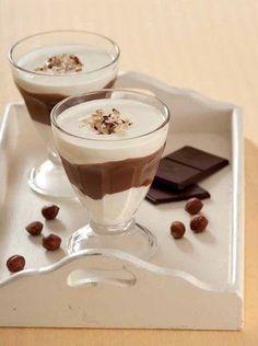 Myslíme si, že by sa vám mohli páčiť tieto piny - sbel Czech Recipes, Sweet Cakes, Sweet And Salty, Ice Cream Recipes, Mini Cakes, Cakes And More, Chocolate Recipes, Trifle, A Table