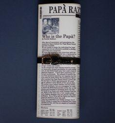 Papa Razzi Clutch Bag - Nadine www.stylechapel.com