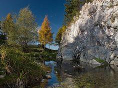 Bialka river in tatra Mountains-Poland