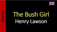 Áudio Livro - Sanderlei: Henry Lawson - The Bush Girl