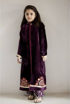 Buy Top Quality Stylish Party Dresses for girls in best prices with custom size sewing services - now you can save upto for more details contact Girls Casual Dresses, Dresses Kids Girl, Little Girl Outfits, Girls Party Dress, Open Dress, Party Dresses Online, Lawn Suits, Indian Dresses, Kids Fashion