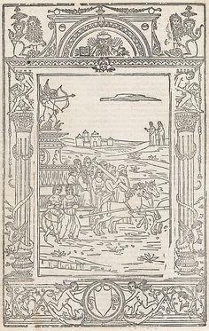 Opera..Triumphi, Soneti,  Canzone.. - Written by Francesco Petrarca