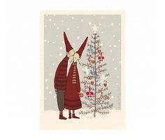 Maileg Kleine Weihnachtskarte