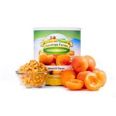 Saratoga Farms Freeze Dried Apricot Dices