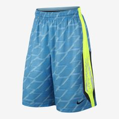 Nike The Only Hyper Elite Men's Basketball Shorts. Fabric: Dri-FIT 100% polyester Dri-FIT fabric to wick sweat away and help keep you dry and comfortable