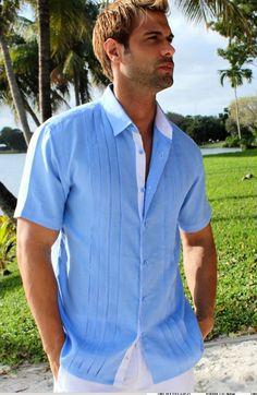 Camaguey Shirt Linen CUBAN SHIRT