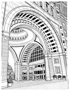 188 best resume images in 2019 job resume new england resume Technical Theatre Resume Format a pen ink drawing of rowes wharf arch at the boston harbor hotel kenmore
