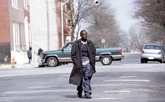 michael k williams. especially as Omar Series Movies, Tv Series, Michael K Williams, Kenneth Williams, Best Tv Characters, Fictional Characters, The Wire Hbo, Netflix India, Then And Now Photos