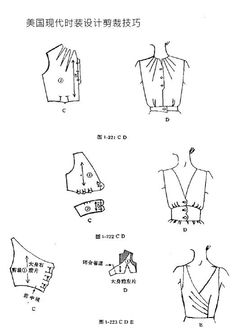 Gd Sewing Lessons, Sewing Hacks, Sewing Tutorials, Sewing Crafts, Sewing Patterns, Pattern Cutting, Pattern Making, How To Make Clothes, Diy Clothes