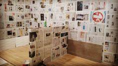 Qualcuno pensa che il formato 50x110 a parere sia eccessivo. Scommettiamo che verrà un bel lavoro? #melardi  #showroom #restyling