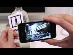Absolut Vodka Augmented Reality App