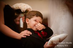 www.glenmarstudio.com #ringbearer #thumbsup #ceremony #weddingday #brideandgroom #ido #love #couple #marriage #wedding #weddingphotography #glenmarstudio #longislandwedding #liweddingphotography #nyweddingphotography