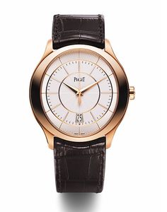 www.watchtime.com | wristwatch industry news industry  | Piagets Gouverneur Collection: Pictures, Specs, and Video | Piaget Gouverneur Auto front 560
