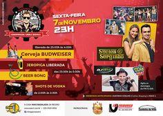"""Arte do flyer """"Choppada da Uerj - 2014 - 1"""" - verso"""