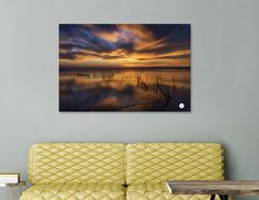 Discover «L´Albufera», Numbered Edition Canvas Print by José Luis  Vilar Jordán - From 45€ - Curioos