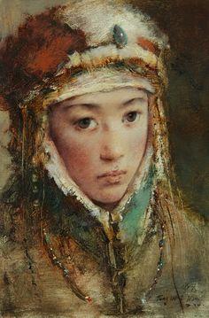'Important Journey' by Tang Wei Min (b1971, Hunan Province, China)