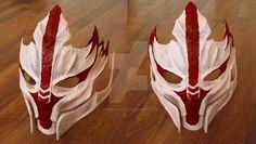 Female Turian Mask 2 by MandrakeArt on DeviantArt