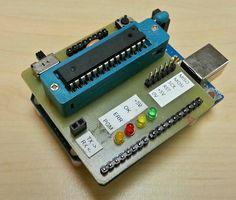 Make an arduino programmer for arduino uno