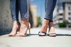 thin heel