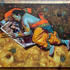 Lord Krishna Images, Radha Krishna Pictures, Radha Krishna Photo, Krishna Photos, Krishna Art, Shree Krishna, Ganesha Pictures, Radhe Krishna Wallpapers, Lord Krishna Wallpapers