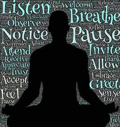 Meditation creates relaxation, less stress and better focus. I also have read that there is a strong correlation between meditation and mystical experiences. Yet, meditation is basically not spiritual Yoga Beginners, Meditation Workshop, Daily Meditation, Mindfulness Meditation, Meditation Rooms, Meditation Benefits, Meditation Quotes, Atem Meditation, Ways To Manage Stress
