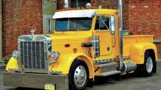 Check out the April 2015 edition of Readers' rigs and see a Peterbilt truck on a 2011 Ram 3500 frame, a 2001 Dodge Ram 3500 and a 2002 Ford Rv Truck, Shop Truck, Big Rig Trucks, Mini Trucks, Cool Trucks, Truck Bed, Custom Pickup Trucks, Custom Truck Parts, Peterbilt Trucks
