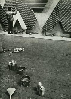 Frank Stella, 1967