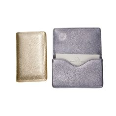 Leather Business Card Case, Leather Business Card Holder