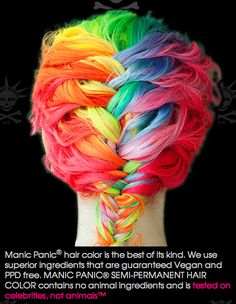 Choose the Right Hair Dye Like a Pro