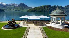 Park Hotel Vitznau :: WedMap Outdoor Fun, Outdoor Decor, Park Hotel, Glamour, Patio, Luxury, Home Decor, Weddings, Decoration Home