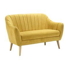 Zariah 2 Seater Sofa Norden Home Chesterfield Sofa Bed, 3 Seater Sofa Bed, Sofa Furniture, Living Room Furniture, Upholstered Dining Bench, Divan Sets, Bedroom Sofa, Velvet Sofa, Chair Upholstery