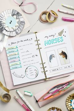 Bullet Journal 2020, Bullet Journal Inspiration, Daisy, Horse Wallpaper, Horse Books, Hobby Horse, Cute Horses, Life Planner, Horse Riding