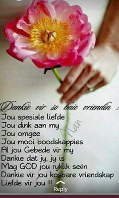 Cherish Life Quotes, Afrikaanse Quotes, Goeie More, Friendship Quotes, Poems, Inspirational Quotes, God, Awesome, Decor