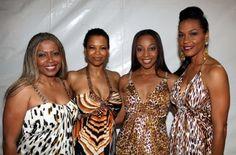 En Vogue: Maxine Jones, Dawn Robinson, Terry Ellis & Cindy Herron